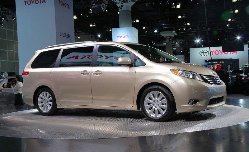 most famous luxury minivans