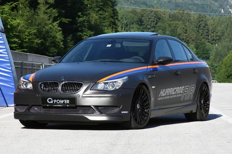 BMW M5 G-Power Hurricane RR