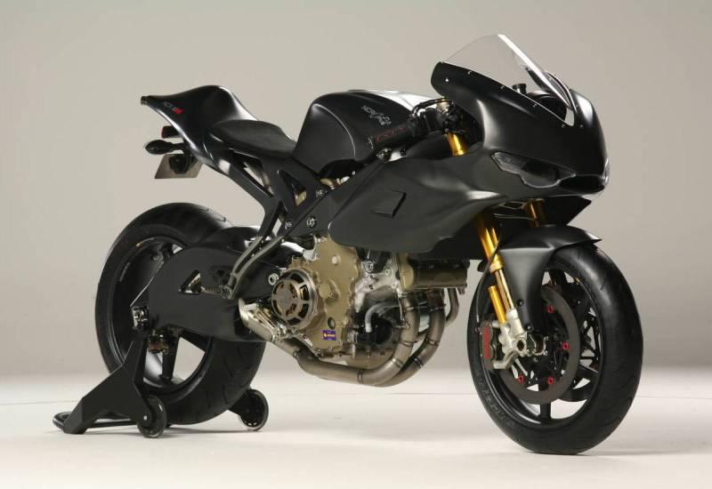 Ducati Testa Stretta NCR Macchia Nera Concept