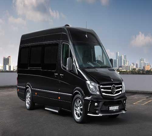 Luxury Minivans