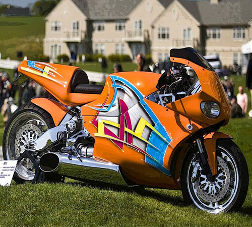 Expensive Motorcycles in the World