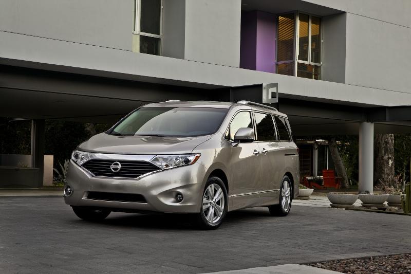 best minivans of nissan motors
