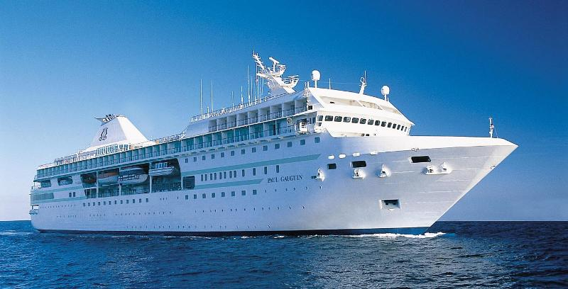 best cruises of the world