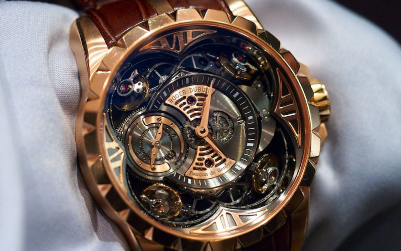 ronger dubuis watches
