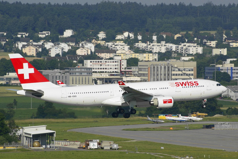 Swiss International Airlines 1
