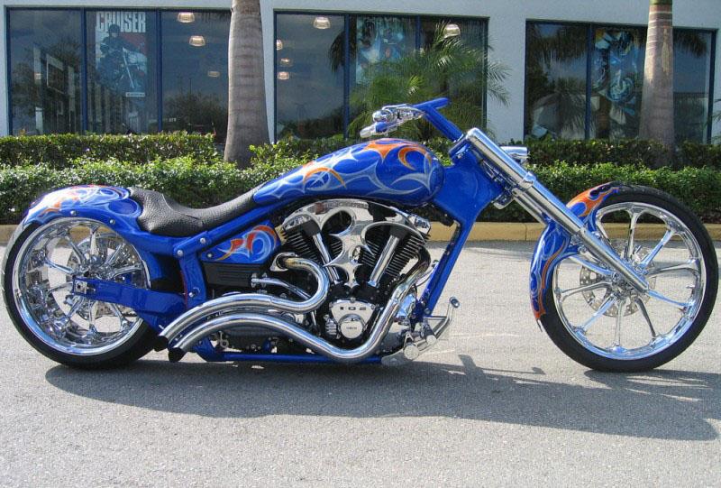 Yamaha Road star BMS Chopper
