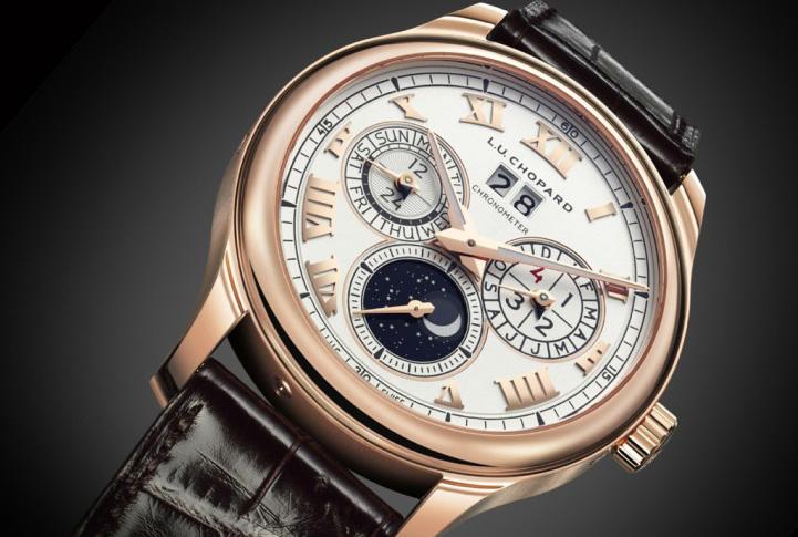 chopard luxurious watches