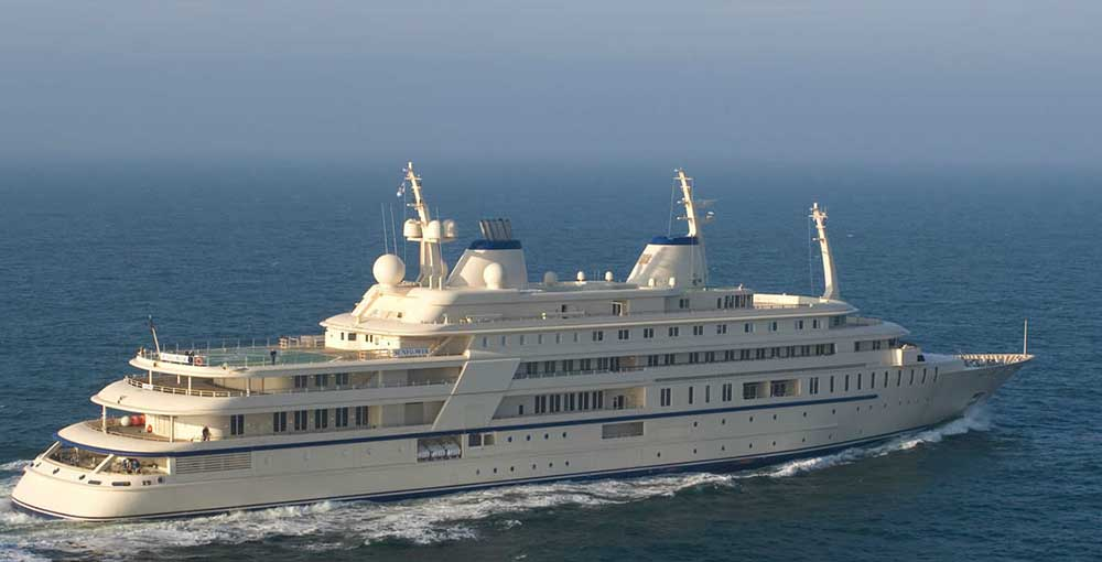 Ten most expensive yachts in the world