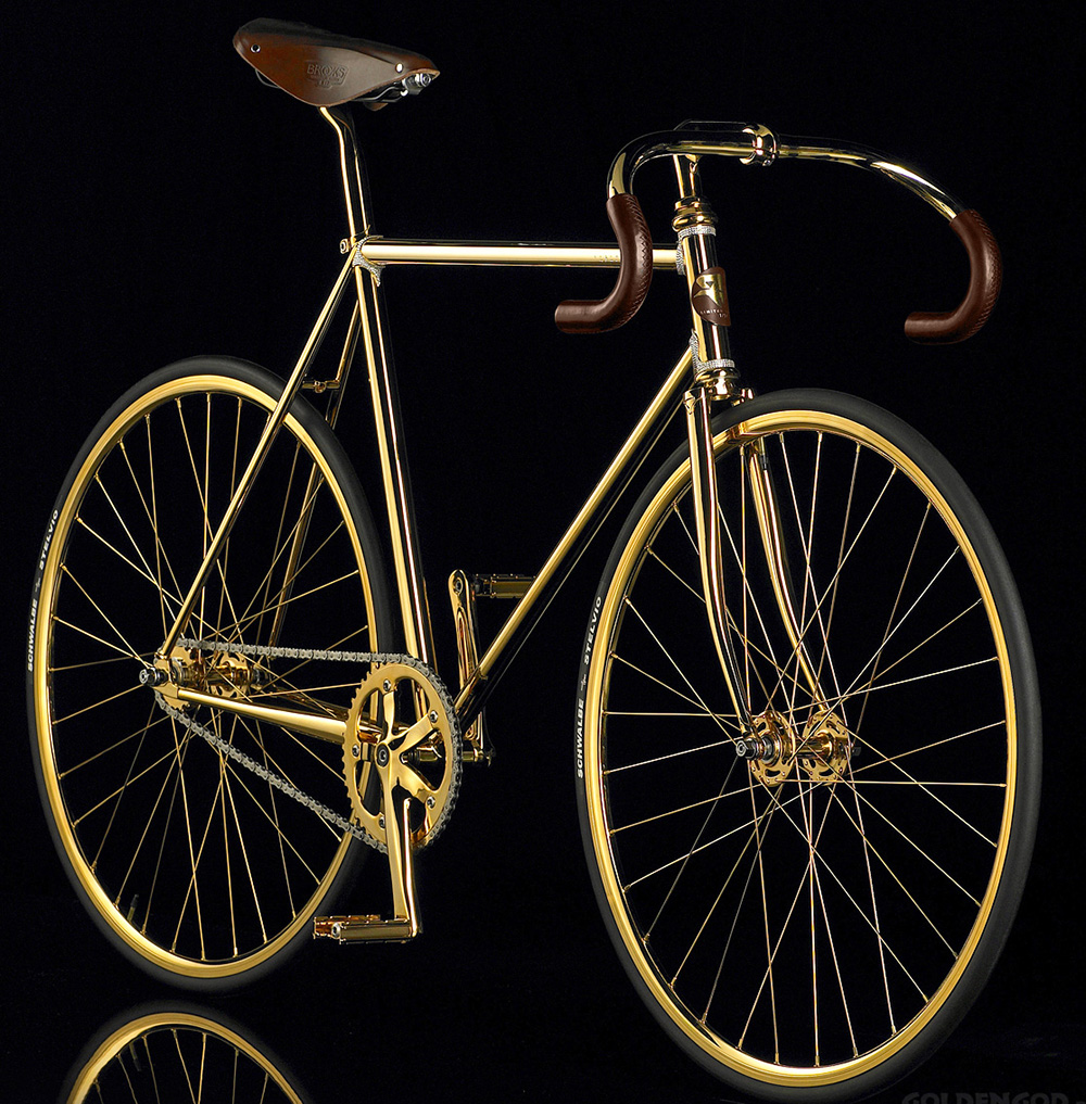 Top 10 expensive bicycles
