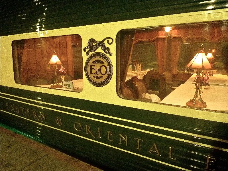 most famous trains in the world