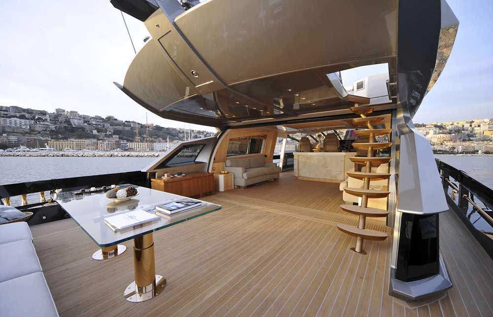 List of top ten most luxurious yachts in the world