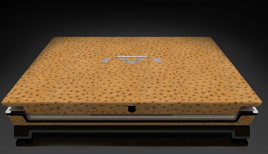 List of top ten most expensive laptops in the world