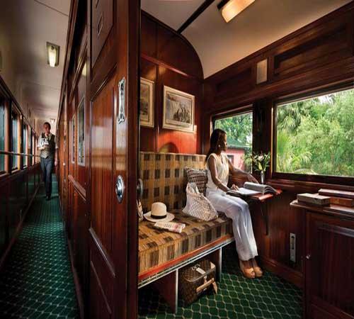 Luxurious Trains