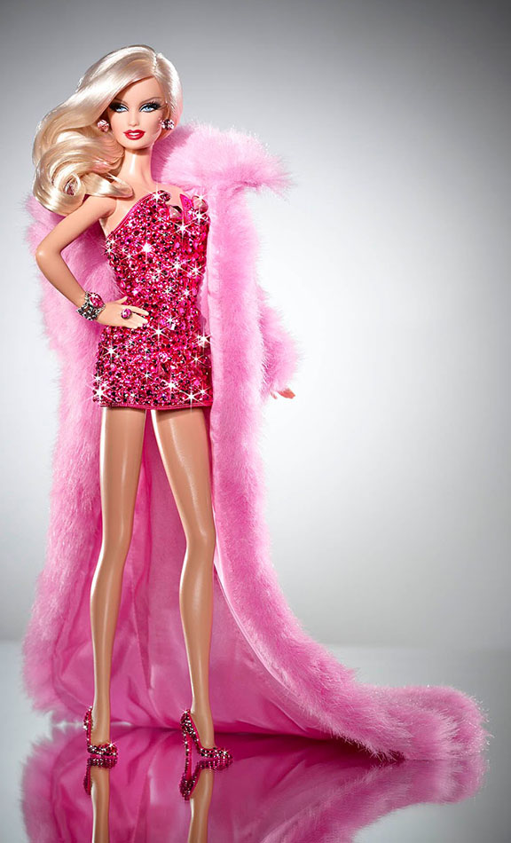 Top Five Most Expensive Barbie Dolls in the World