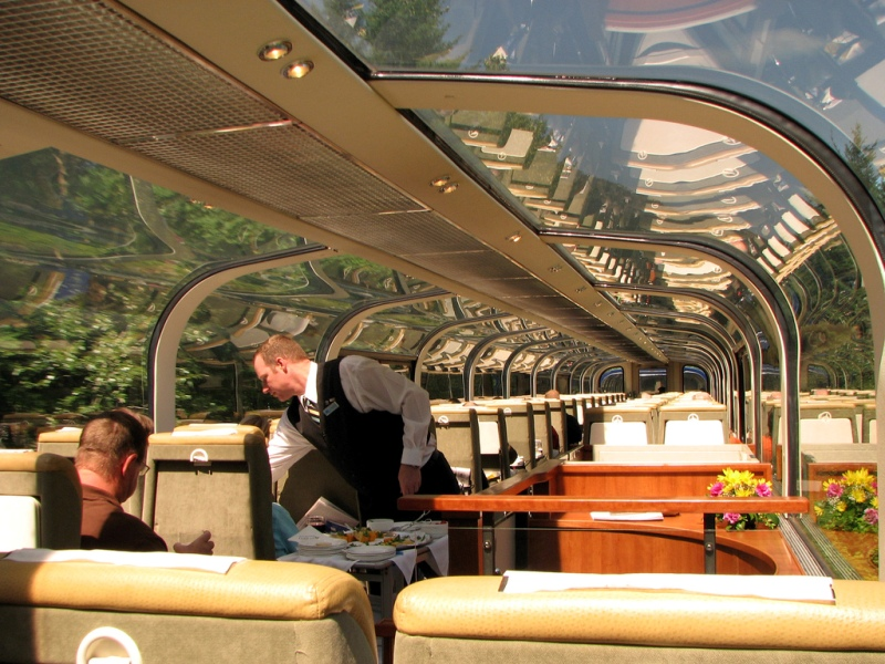 most luxurious trains of the world