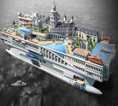 Luxurious Yacht Brands