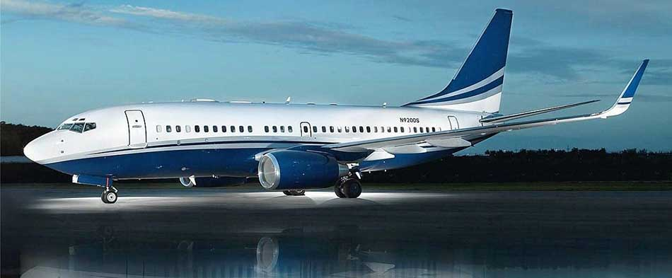 Top 3 Luxurious Private Jets in the World