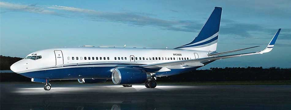 Top 5 Most Luxurious Private Jets in the World
