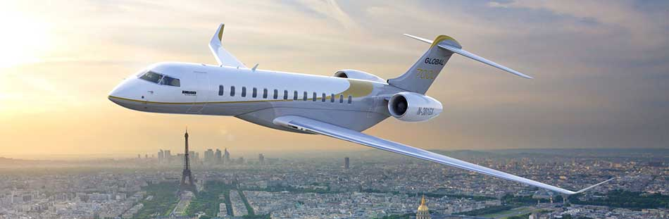Top Five Most Luxurious Private Jets in the World