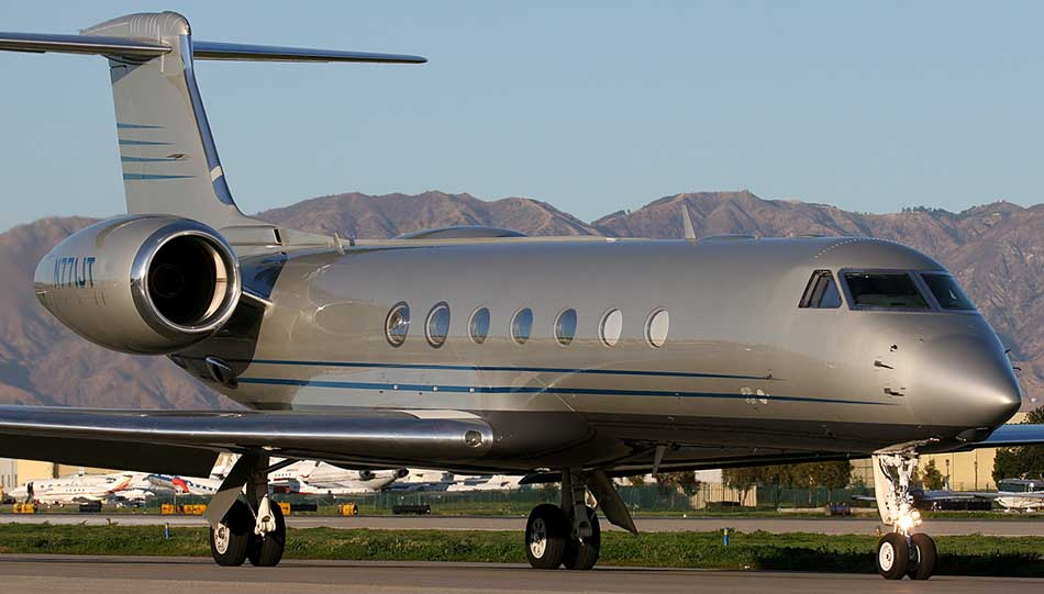 Top Three Most Luxurious Private Jets in the World