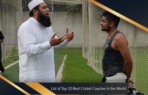 List of Top 10 Best Cricket Coaches in the World