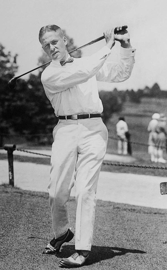 Top Ten Best Golfers