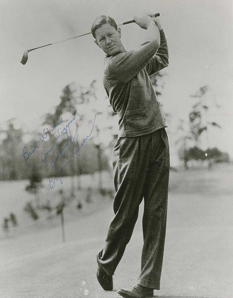 Top 10 Best Golfers of all Times