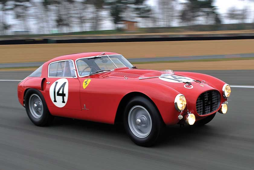 Top Ten Most Expensive Auction Cars Ever Sold in the World