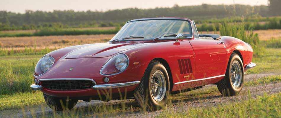 Top Three Most Expensive Auction Cars Ever Sold in the World