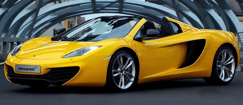 Top Ten Most Expensive Sports Cars in the World Ever