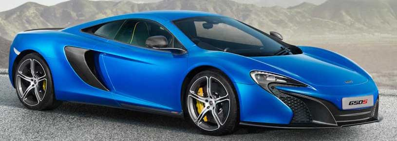 Top Five Most Expensive Sports Cars in the World Ever