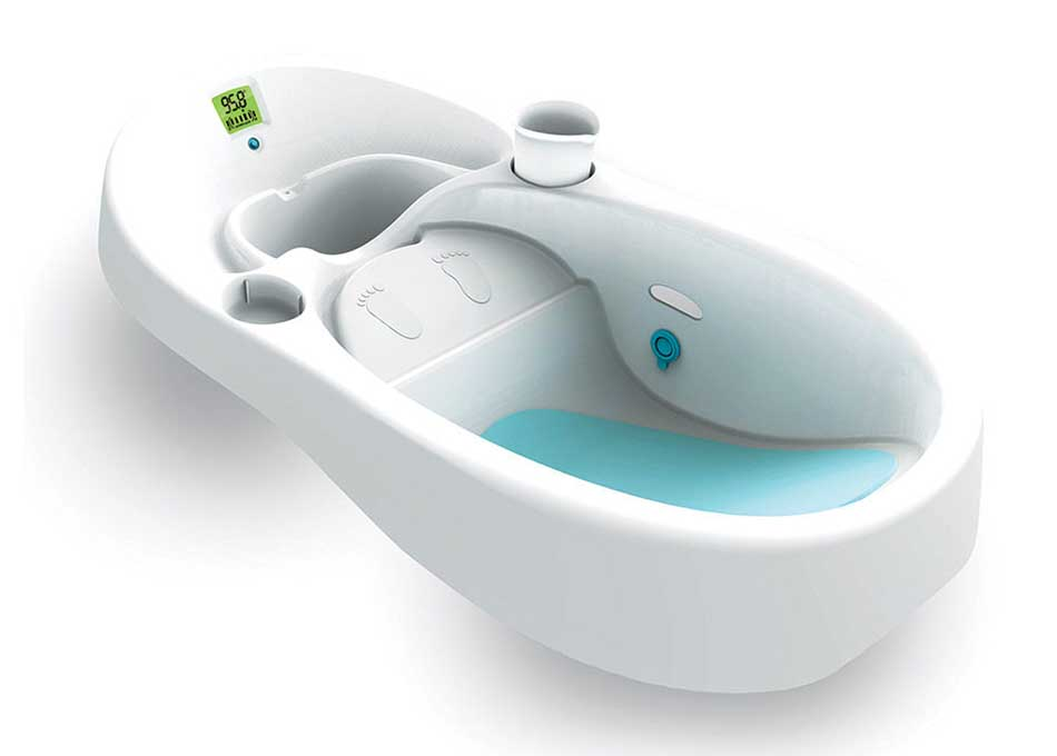 List of Top 10 Best Bathtubs for Babies in the World