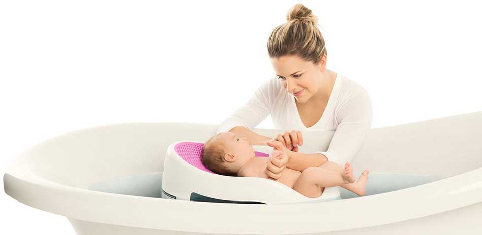 Top Ten Bathtubs for Babies in the World