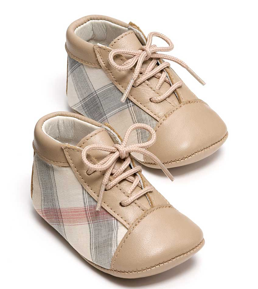 List of Top Ten Most Expensive Baby Shoes in the World