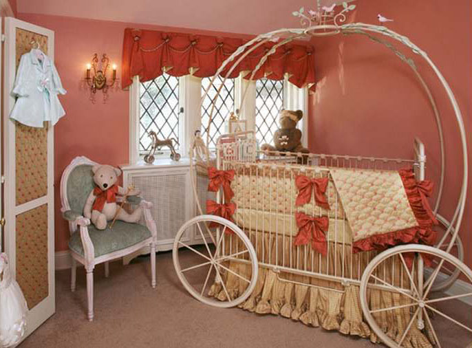 Top Ten Expensive Baby Cribs in the World