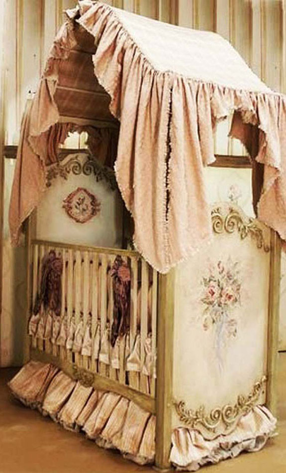 Top 3 Most Expensive Baby Cribs in the World