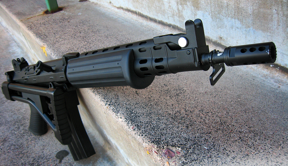 Top Three Most Powerful Assault Rifle in the World