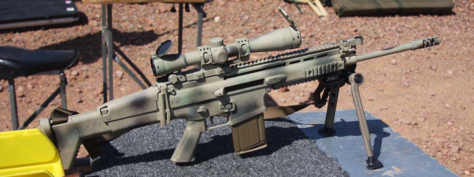 Most Powerful Assault Rifle in the World