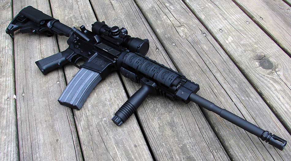 List of Top 10 Most Powerful Assault Rifle in the World
