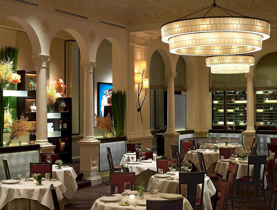 Top Three Most Expensive Restaurants in the World