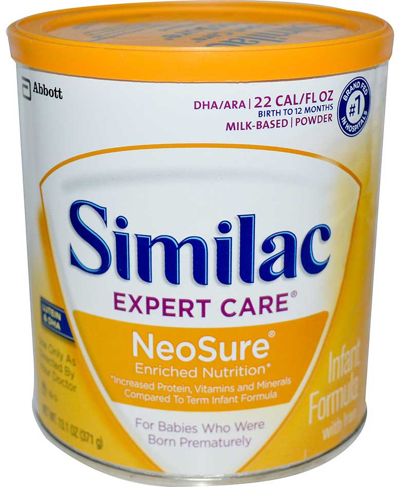Top Five Best Baby Formula for Babies in the World