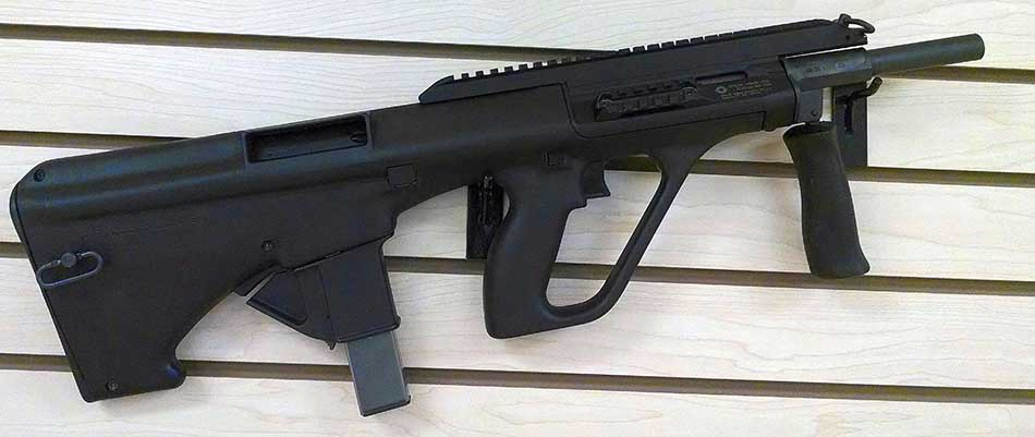 Top 5 Most Powerful Assault Rifle in the World