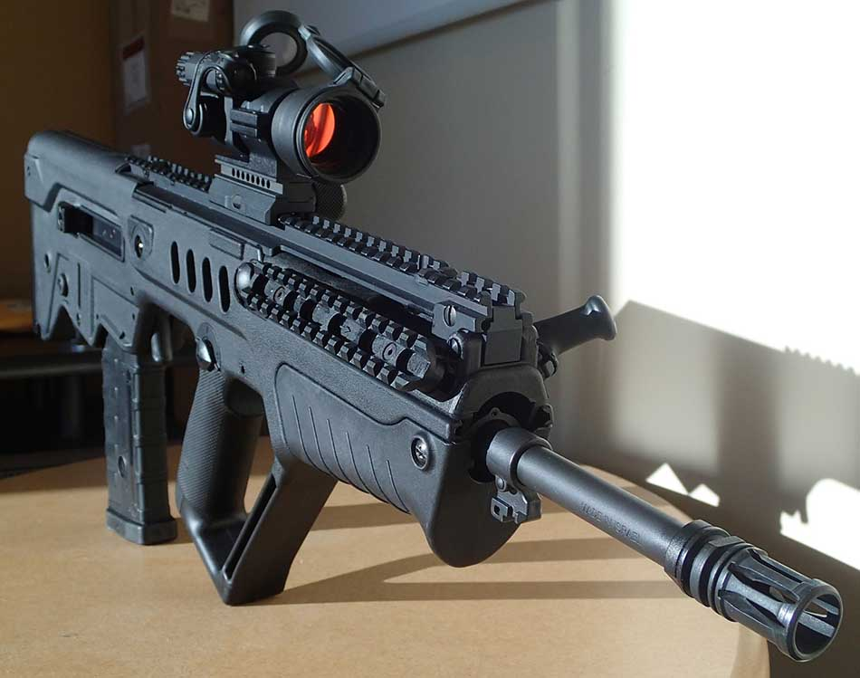 Top Five Most Powerful Assault Rifle in the World