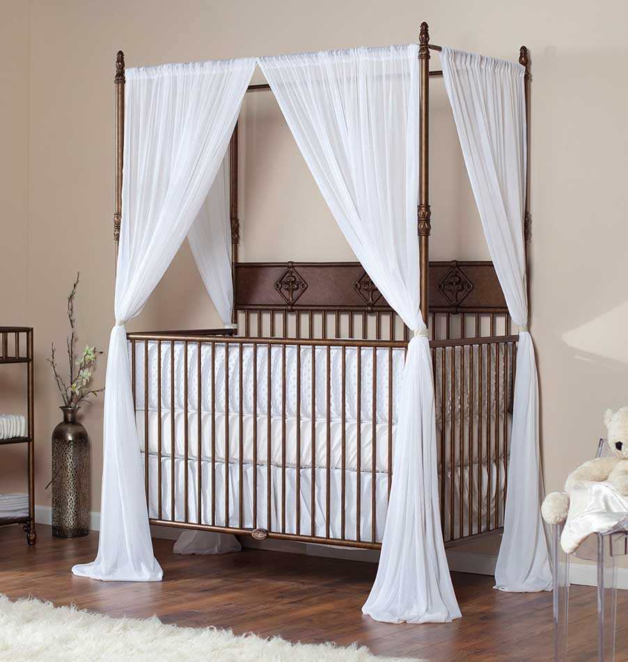 Top Ten Most Expensive Baby Cribs in the World
