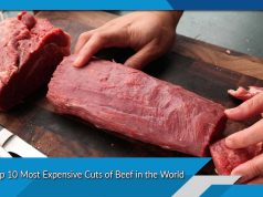 Top 10 Most Expensive Cuts of Beef in the World