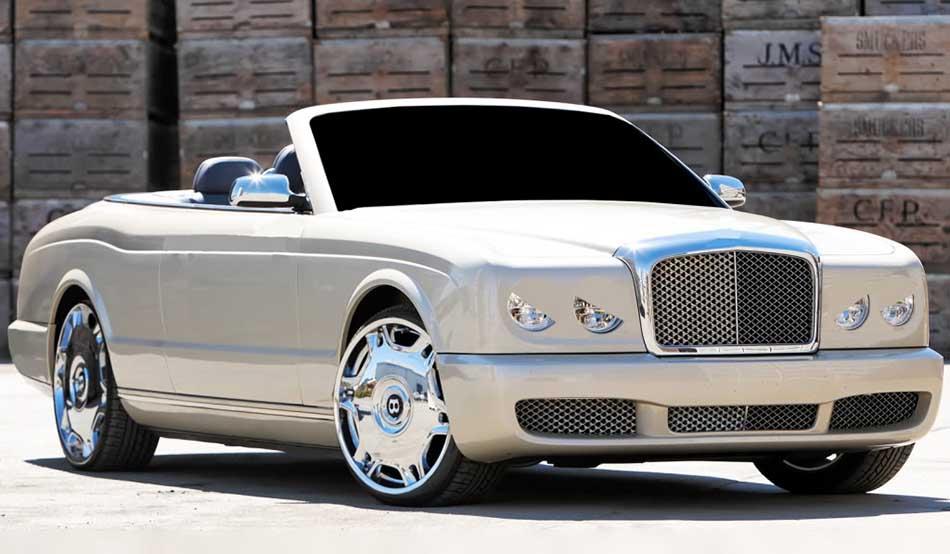 Top Ten Expenisve Bentley Cars in the World