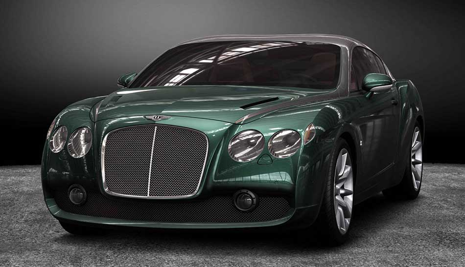 Top Three Most Expensive Bentle Cars in the World