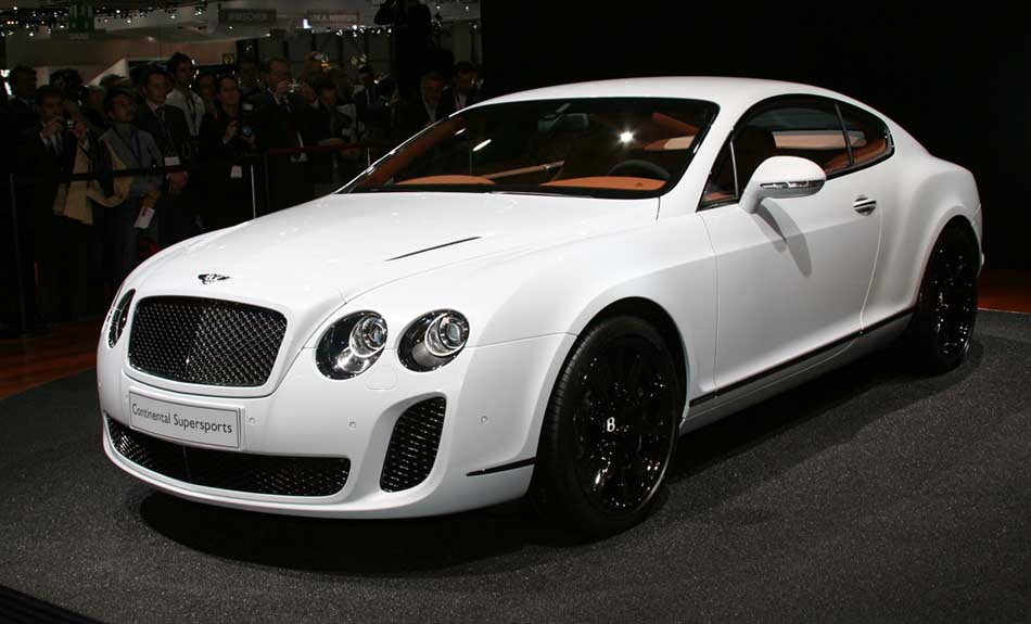 Top Ten Most Expensive Bentley Cars in the World