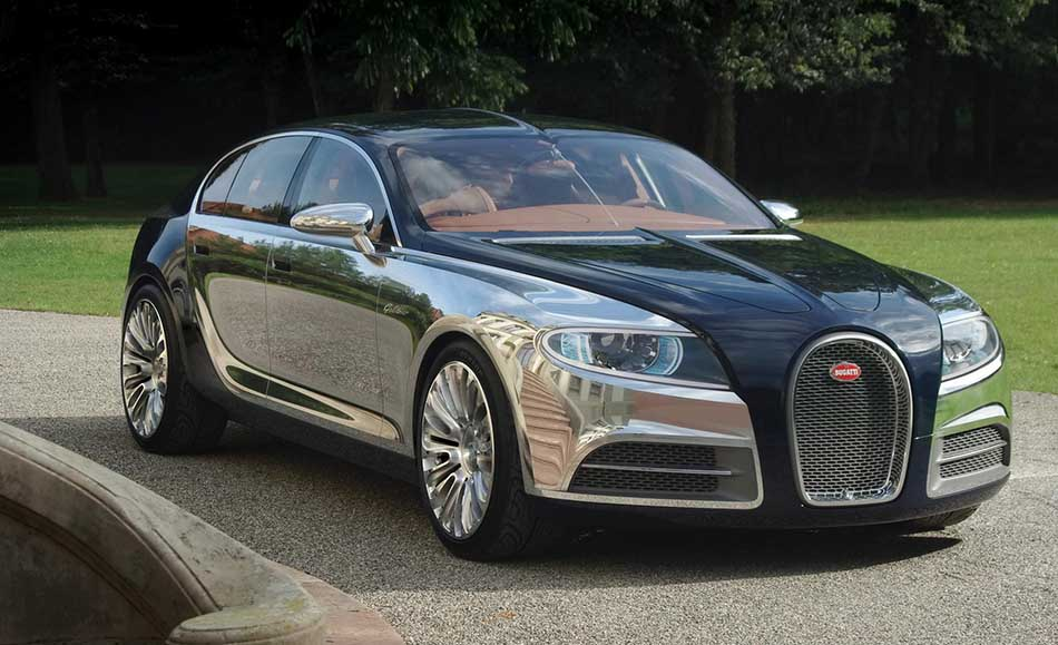 Top Five Most Expensive Bughatti Cars in the World