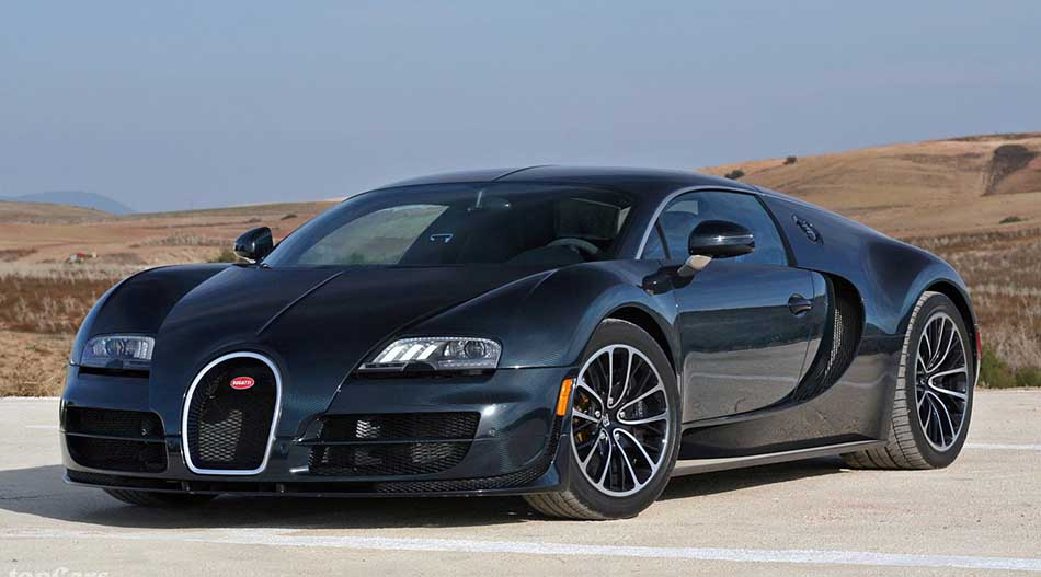 List of Top Ten Most Expenisve Bughatti Cars in the World